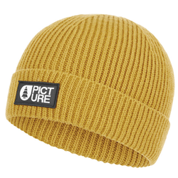 Picture Colino Beanie - Wollmütze Yellow One Size
