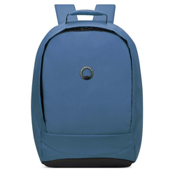 Delsey Rucksack Securban blau 47 cm x 33 cm x 13 cm