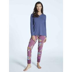 Ringella Pyjama Pyjama (2 tlg) lila 50