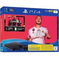 Sony PS4 Slim 1TB Jet Black + FIFA 20 (Bundle)