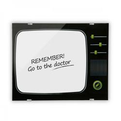 Tafel Pop (1 x 50 x 40 cm) Fernseher