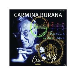 MUHAI/R.FL.ORCH.ANTWERPEN Tang - Carmina Burana (CD)