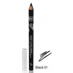 Soft Eyeliner Black 01
