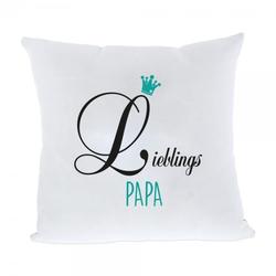 "Kissenbezug ""Lieblings Papa"""