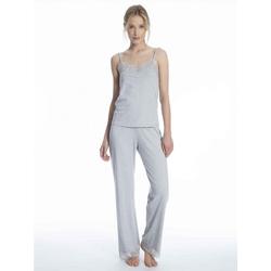 Skiny Pyjama Pyjama mit Spitze (2 tlg) 36