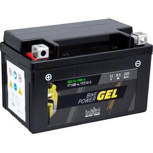 intAct Batterie Bike Power Gel geschlossen YTZ10S/YT10B-4 12