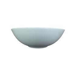 Van Well Salatschale Royal in weiß, 21 cm