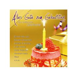 VARIOUS - Alles Gute Zum Geburtstag Die Schönsten Jubellieder (CD)