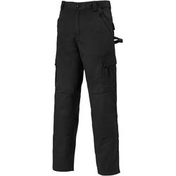 Dickies Arbeitshose Industry Bundhose 2.0, weite Passform schwarz Herren Arbeitshosen Arbeits- Berufsbekleidung