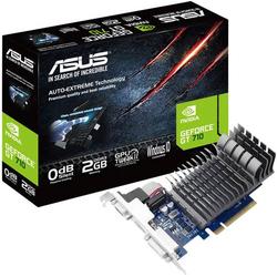 Asus Grafikkarte Nvidia GeForce GT710 2GB DDR3-RAM PCIe x16 HDMI®, DVI, VGA
