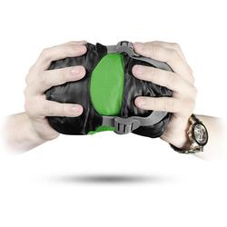 normani Deckenschlafsack Ultralight-Schlafsack Runty grün