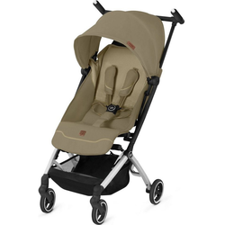 gb GOLD Kinder-Buggy Buggy Pockit+ All-City FE, Vanilla Beige natur