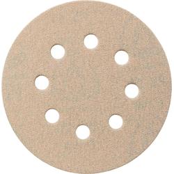 Klingspor, Schleifmittel, 1x100 PS 33 CK Schleif -papier klett 125 Korn 100 GLS 5 (100)
