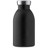 24Bottles Clima Bottle Tuxedo Black