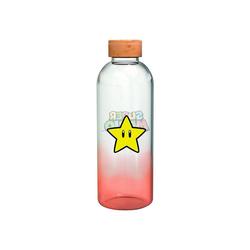 Super Mario Trinkflasche Super Mario Glasflasche Stern (1030 ml)