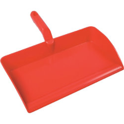 BETRA Kehrblech HACCP 31 cm Rot