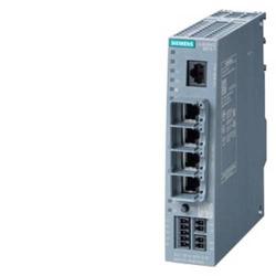 Siemens 6GK5816-1AA00-2AA2 Router Integriertes Modem: ADSL, ADSL2+ 10 / 100MBit/s