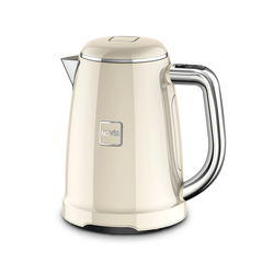 Novis Wasserkocher Kettle KTC1 Cream