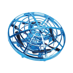 Amewi RC-Quadrocopter Mini UFO mit Gestensteuerung, blau blau