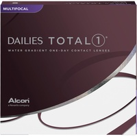 Alcon Dailies Total1 Multifokal 90 St. / 8.50 BC / 14.10 DIA / +4.25 DPT / High ADD