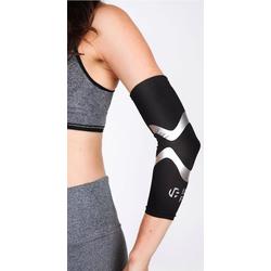 IONFIT Ellenbogenbandage Ellenbogen-Bandage, mit Silberionen XXL - 41 cm - 46 cm