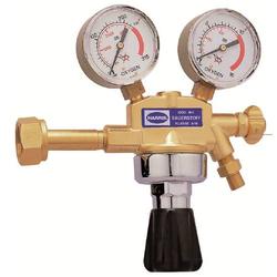 HARRIS Druckminderer Sauerstoff Gas-Druckminderer einstufig 200 bar 0-10 bar