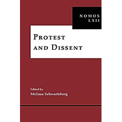 Protest and Dissent - Buch