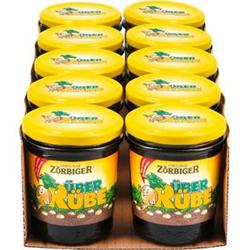 Zörbiger Überrübe Zuckerrübensirup 350 g, 10er Pack