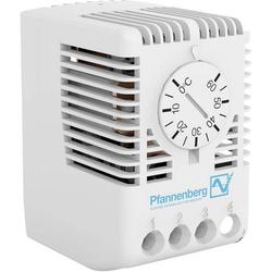 Pfannenberg Schaltschrank-Thermostat FLZ 510 THERM. 1K 0°..+60°C 250 V/AC 1 Wechsler (L x B x H) 4