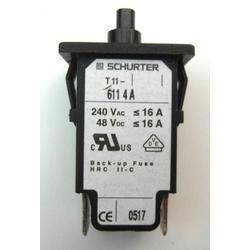Sicherungsautomat 4 A für 12 und 230 Volt