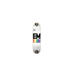 Playlife Skateboard EMillion Skateboard One World