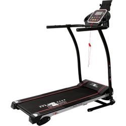 Christopeit Sport® Laufband Laufband CS 200, platzsparende Bauart