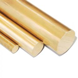 Messing Rundstange - Ø 18 mm - L: 3x 1000 mm
