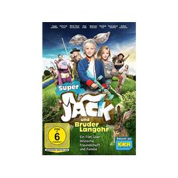 Super Jack und Bruder Langohr DVD