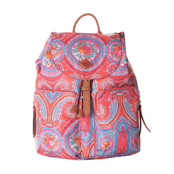 Oilily City Rucksack 35 cm hot coral