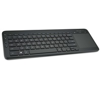 Microsoft All-in-One Media Keyboard UK (N9Z-00022)