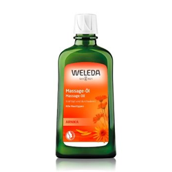 Weleda Arnika olejek do masażu  200 ml