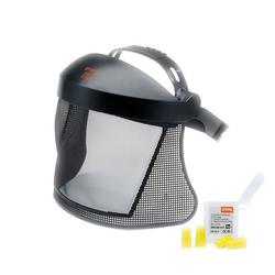 STIHL Schutzhelm STIHL Gesichtschutz, kurz, Nylongitter, Gehörschut