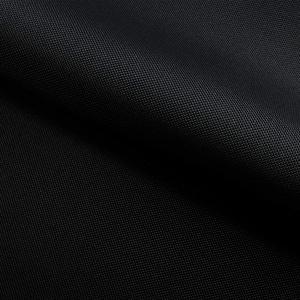 NOVELY® Oxford Pro | Polyesterstoff 210D | anschmiegsam nachgiebig reißfest | Meterware Segeltuch Schwarz