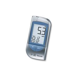 BEURER Blutzuckermessgerät Beurer Blutzuckermessgerät - GL 34 mmol/L, Set, inkl. Starterset