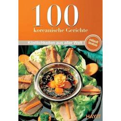 100 koreanische Gerichte