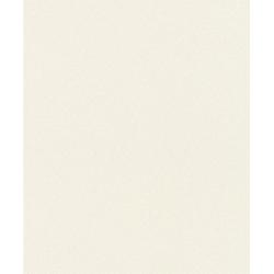 Rasch Vliestapete GLAM, geprägt, uni, (1 St) weiß
