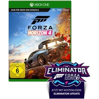 Forza Horizon 4 (USK) (Xbox One)