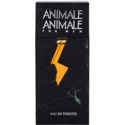 Animale Animale for Men Eau de Toilette für Herren 100 ml