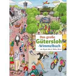 Das große GÜTERSLOH-Wimmelbuch als Buch von