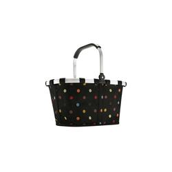 Reisenthel Carrybag in dots, 28 x 48 cm