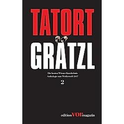 Tatort Grätzl - Buch