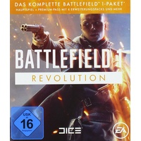 Battlefield 1 - Revolution Edition (USK) (Xbox One)