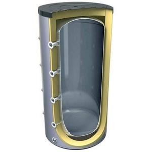 Pufferspeicher ohne Wärmetauscher für Heizungssysteme in den Größen 400 500 800 1000 1500 2000 Liter