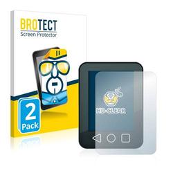 2 BROTECT HD-Clea Displayschutzfoli fü Neodrive neoMM Z20c